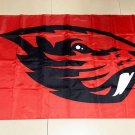 Flag of NCAA Oregon State Beavers polyester Flag banner 3ft*5ft