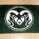 Flag of NCAA Colorado State Rams Newly polyester Flag banner 3ft*5ft