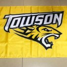 NCAA Towson Tigers Flag banner 3ft*5ft