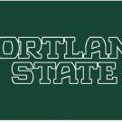 Flag of NCAA Portland State Vikings polyester Flag banner 3ft*5ft
