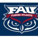 NCAA Florida Atlantic Owls polyester Flag banner 3ft*5ft