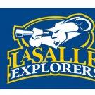 NCAA La Salle Explorers polyester Flag banner 3ft*5ft