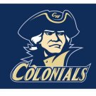 Flag of NCAA George Washington Colonials Newly polyester Flag banner 3ft*5ft