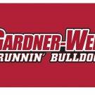 Flag of NCAA Gardner-Webb Runnin' Bulldogs polyester Flag banner 3ft*5ft