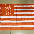 NCAA Tennessee Decal Power Flag banner 3ft*5ft