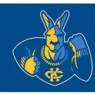 NCAA Kansas City Roos Flag banner 3ft*5ft
