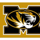 NCAA Missouri Tigers Team polyester Flag banner 3ft*5ft
