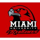 NCAA Miami Redhawks Team polyester Flag banner 3ft*5ft
