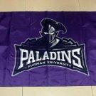 Flag of NCAA Furman Paladins polyester Flag banner 3ft*5ft
