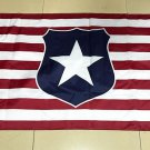 Flag of Columbia Bioshock Infinite Flag banner 3ft*5ft