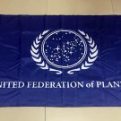 United Federation of Planets Flag banner 3ft*5ft