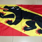Bern Switzerland Flag banner 3ft*5ft
