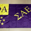 Sigma Alpha Epsilon Flag banner 3ft*5ft