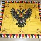 Imperial Standard of Austria-Hungary Flag banner 120x120cm