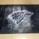 Flag of Stark Winter is Coming Flag banner 3ft*5ft
