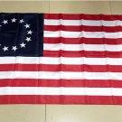Betsy Ross Flag USA Historical 1776 Flag banner 3ft*5ft