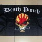 Five Finger Death Punch Flag banner 3ft*5ft