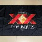 Cerveza Dos Equis Beer Flag banner 3ft*5ft