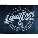 I Am Limitless Gear Survey Flag banner 3ft*5ft