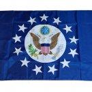 United State Ambassadors Flag banner 3ft*5ft