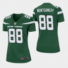 Women's 2019 New York Jets Ty Montgomery Game Jersey - Green Home NEW