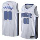 Men's Aaron Gordon #00 Orlando Magic - Icon Edition White stripe Jersey