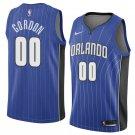 Men's Aaron Gordon #00 Orlando Magic Blue - Icon Edition stripe Jersey