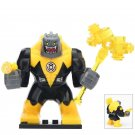 Minifigure Sinestro Marvel Super Heroes Compatible Lego Building Block Toys