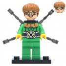 Minifigure Doctor Octopus Marvel Super Heroes Compatible Lego Building Block Toys