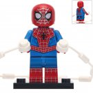 Minifigure Spider-man Into the Spider-Verse Marvel Super Heroes Compatible Lego Building Block Toys