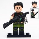 Minifigure Cable Deadpool Marvel Super Heroes Compatible Lego Building Block Toys