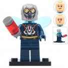 Minifigure Wasp Marvel Super Heroes Compatible Lego Building Block Toys