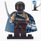 Minifigure W`Kabi Black Panther Marvel Super Heroes Compatible Lego Building Block Toys