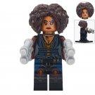 Minifigure Domino Deadpool Marvel Super Heroes Compatible Lego Building Block Toys