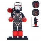 Minifigure Iron Man War Machine Marvel Super Heroes Compatible Lego Building Block Toys