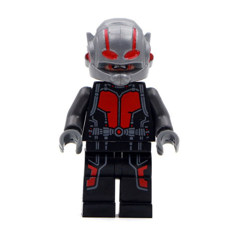 Minifigure Ant-man Marvel Super Heroes Compatible Lego Building Block Toys