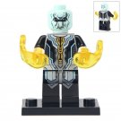 Minifigure Ebony Maw Marvel Super Heroes Compatible Lego Building Block Toys