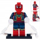 Minifigure Spider-man Avengers Infinity War Marvel Super Heroes Compatible Lego Building Block Toys
