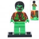 Minifigure Falcon Sam Wilson Marvel Super Heroes Compatible Lego Building Block Toys