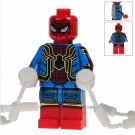 Minifigure Spider-man Marvel Super Heroes Compatible Lego Building Block Toys