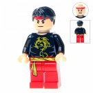 Minifigure Shang-Chi Master of Kung Fu Marvel Super Heroes Compatible Lego Building Block Toys