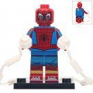 Minifigure Miles Morales Spider-man Marvel Super Heroes Compatible Lego Building Block Toys
