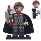 Minifigure Thor Marvel Super Heroes Compatible Lego Building Block Toys