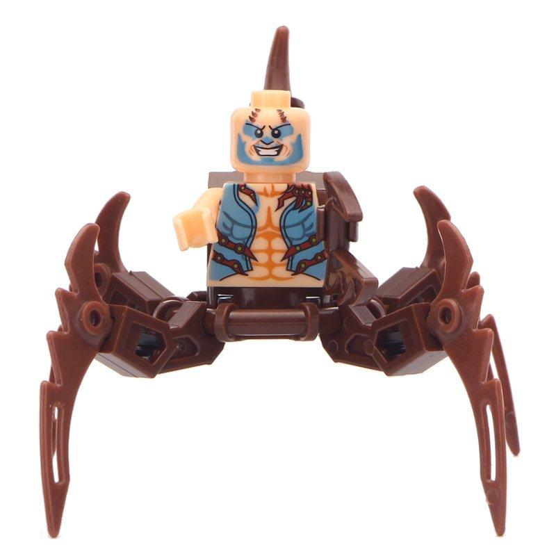 Minifigure Scorpion Marvel Super Heroes Compatible Lego Building Block Toys