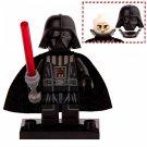 Minifigure Darth Vader Star Wars Compatible Lego Building Block Toys