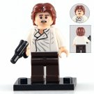 Minifigure Han Solo Star Wars Compatible Lego Building Block Toys