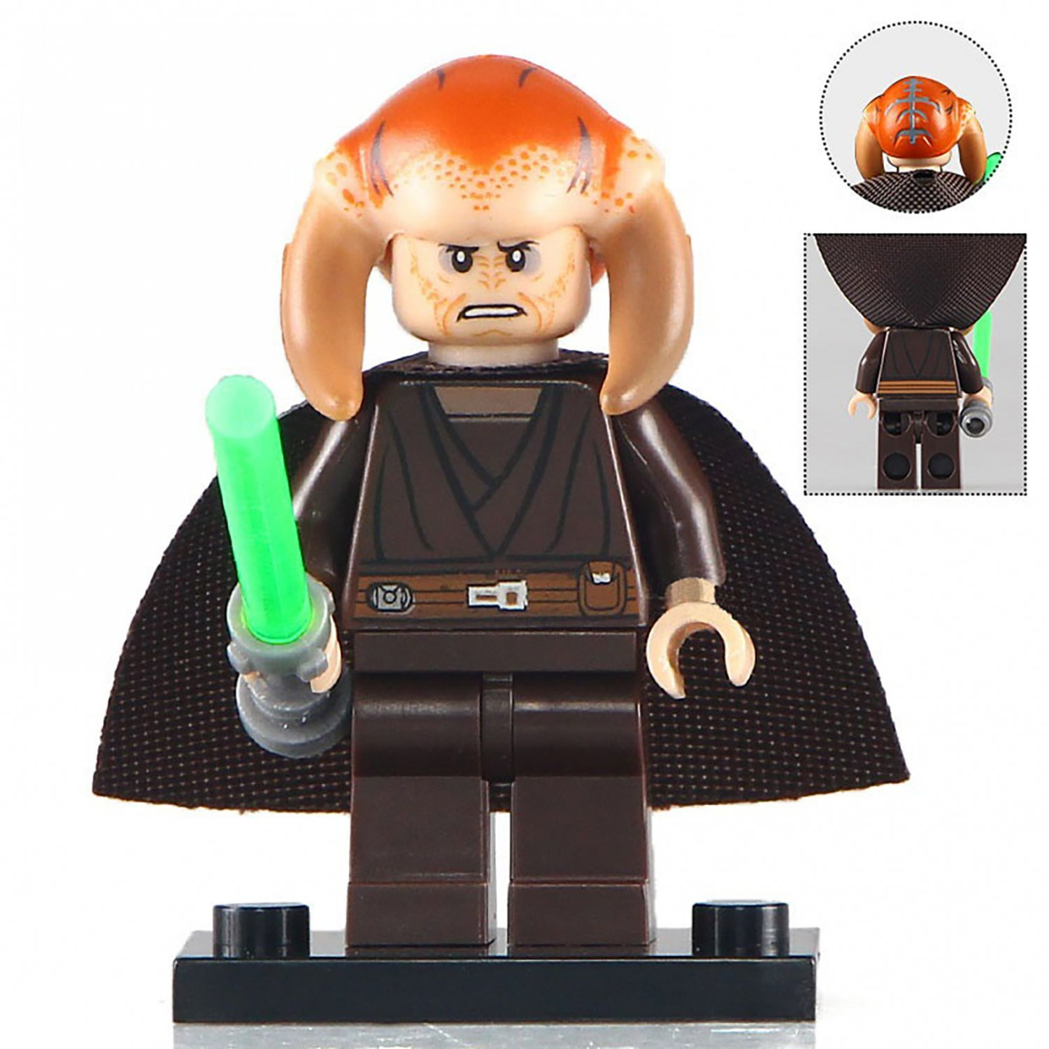 Minifigure Saesee Tiin Star Wars Compatible Lego Building Block Toys