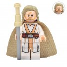 Minifigure Luke Skywalker Star Wars Compatible Lego Building Block Toys
