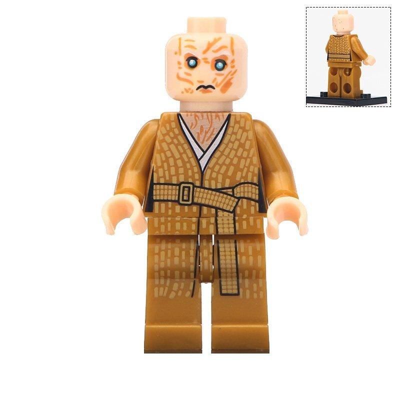 Minifigure Supreme leader Snoke Star Wars Compatible Lego Building Block Toys