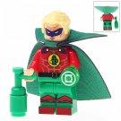 Minifigure Green Lantern DC Comics Super Heroes Compatible Lego Building Block Toys